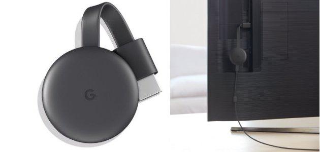 come si usa google chromecast