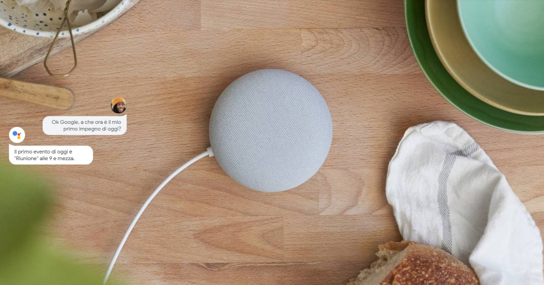 Come si usa Google Home