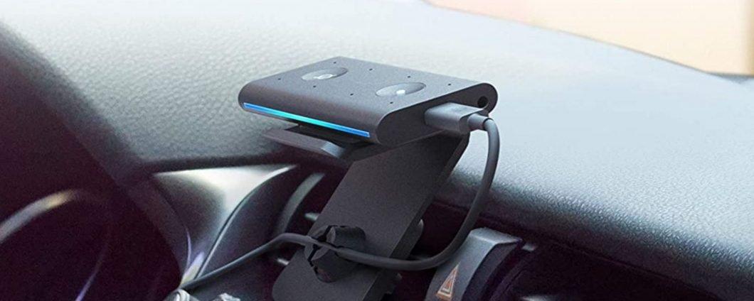 Come si usa Amazon Echo Auto